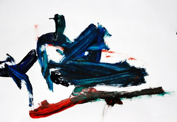 """""""Ein Bild von Marius E. Ertel gemalt im Alter von 2 Jahren"""""""